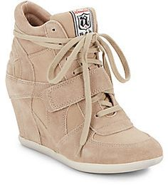 Bowie Wedge Sneakers