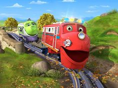 Our new 100% fan app covers the famous TV show Chuggington.<p>Chuggington is a British CGI series which originally aired on BBC UK since 2008 and Treehouse TV Canada since 2009. It airs in 150 different countries since its British debut.<p>Chuggington has been a massive hit with the children producing multiple DVD box sets and vast amounts of diecast adn soft toys for children.<p>Even parents can engage with Chuggington as many of the Chuggers are based on real locomotives like the Pacific…