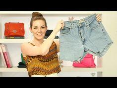 DIY Fashion: How to Make the Perfect Denim Cutoff Shorts
