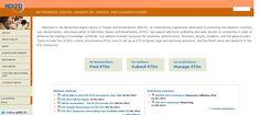 NDLTD (Networked Digital Library of Theses and Dissertations) es un buscador de repositorios de tesis doctorales. Thesis, Digital
