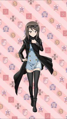 Anime Girl Hot, Pretty Anime Girl, Beautiful Anime Girl, Anime Art Girl, Fan Art Anime, Anime Henti, Kawaii Anime, Shy Girls, Cute Girls