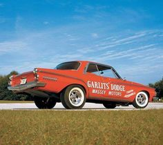Don Garlitz 1962 Dodge