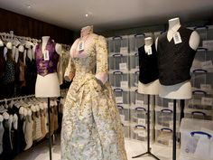 Behind the Scenes | Events at The Fashion Museum