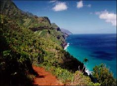 One of the best experiences in my life was hiking the Na Pali coast while honeymooning in Kauai. Be prepared though- this is quite the hike if you are not a seasoned hiker! The experience was amazing though.