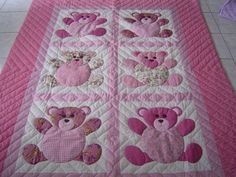 Adorable little baby quilt :)