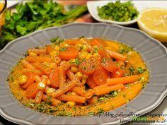 Sedanini di lenticchie rosse in arancione  #ricette #food #recipes