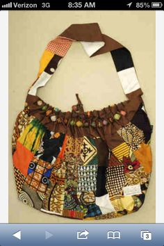 ATTENTION EVERYONE this beautiful bag was made by women from Uganda through a program called SUUBA and it provides steady income for family's in Uganda and other parts of Africa. At lightgivesheat.org you can purchase these bags and other beaded jewelry and 100% of the proceeds go to the families. All the beads are made from recycles paper