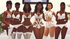 Looking to spice up your Sims 4 game with new content? Here's an extensive guide to the best free custom content sites for The Sims Sims Four, Sims 4 Mm, Sims 4 Mods Clothes, Sims 4 Clothing, Female Clothing, Sims 4 Couple Poses, Sims 4 Body Mods, Sims 4 Body Hair, Sims 4 Piercings