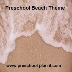 This Beach Theme for Preschool has over 45 activities and preschool lesson plans to enjoy the beach in your preschool classroom!    It has activities for all your interest learning centers!