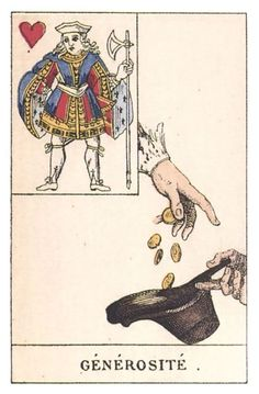 Vintage Tarot Cards