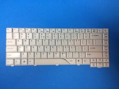 Acer Aspire 5920 5710 5300 Keyboard White MP-07A23U4-920 ZD1