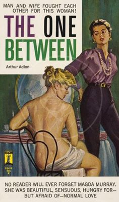 These covers known as GGA, or Good Girl Art, and are. Lesbian pulp fiction refers to any century paperback novel or pulp. Publisher/Number: Beacon Lesbian pulp fiction was. ABOUT LESBIAN PULP PAPERBACKS (from Wikipedia). Pulp Fiction Kunst, Pulp Fiction Book, Pulp Novel, Vintage Lesbian, Lesbian Love, Lesbian Pride, Vintage Book Covers, Pulp Magazine, Up Book