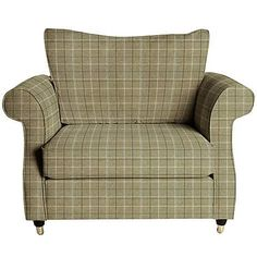 Wickham Snuggle Chair | Dunelm