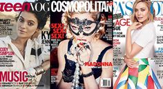 The hottest fashion magazine's released some awesome May 2015 fashion covers. In…