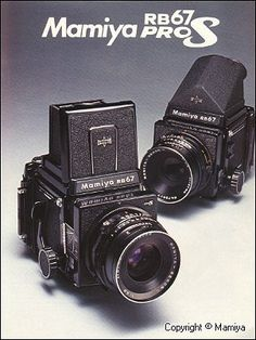 Mamiya RB67 Pro S - quality camera for quality pictures