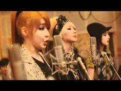 probably one of the best performances of lonely, with the exception of the one with jung sungha | [YG on air] 2NE1 - Lonely (last live session)