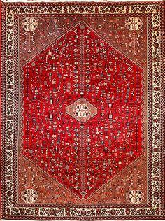 #Tappeto #Abadeh 295x204 Un tappeto persiano di elevata originalità e la sua ricercatezza da intenditore e collezionista