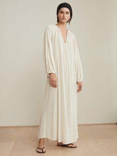 Camena dress - Totême online store
