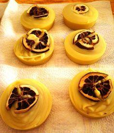 Sabão artesanal natural de azeite