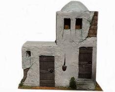 78 Best images about casas para Market Stalls, Model Train Layouts, Miniature Houses, Xmas Decorations, Model Trains, Portal, Diorama, Nativity, Miniatures