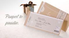 Destination Wedding Invitations | Personalized Destination Invite ...