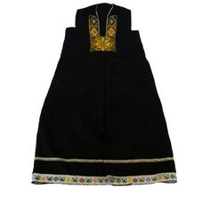 Traditional folk costume from Strandja (Bulgaria) Greek Traditional Dress, Traditional Outfits, Macedonia, Creative Embroidery, Black Sea, Folk Costume, Ethnic Fashion, Greek Costumes, Dress Up