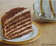 """Шоколадно-медовый торт """"Сказка"""" - CКАЗКА, а не торт!"""