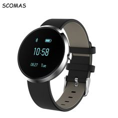 >> Click to Buy << SCOMAS Smart bercelet health Watch Wristband blood pressure rate monitor Wearable Smart Watch Devices for Iphone Android reloj  #Affiliate