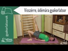 Visszérre, ödémára, pangó nyirokutakra gyakorlatsor - jóga gyakorlás - YouTube Youtube, Yoga, Gym, Workout, Healthy, Google, Work Outs, Workouts, Youtubers