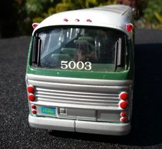 Los Angeles MTA Fishbowl bus.