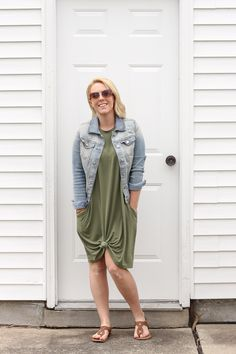 77 fabulous spring outfits to wear now 56 Basic Outfits, Casual Fall Outfits, Simple Outfits, Spring Outfits, Little Dresses, Nice Dresses, Spring Fashion, 70s Fashion, Comfortable Outfits