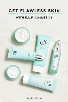Sooth and replenish your skin with this ultra-hydrating skincare line from e.l.f. Cosmetics. You can't go wrong with any of the picks, from bubble masks to pore-refining brushes…