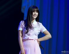 Chorong! | 140926 Andong Science College Festival | Cr : 마카롱