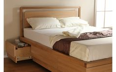 Image result for super king bed with drawers