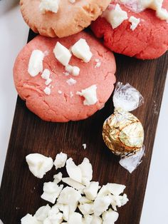 Recipe // Valentines Cookies // From Gold Blog