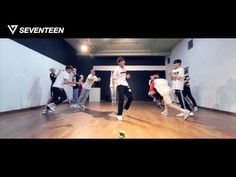 [Dance Practice] SEVENTEEN(세븐틴) - '아낀다(Adore U) - 'Fixed Cam' Ver. - YouTube