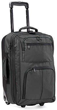 ...note to self- trust him!...  Backpack or Rolling Bag? | Rick Steves Europe | ricksteves.com and packing tips for traveling light. ...especially idea of separate bag to go with my stroller...