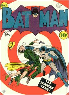 Batman #7 by Bob Kane
