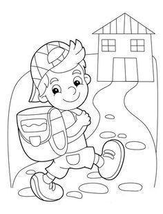 22 Zeichnungen Zuruck Zu Klassen Zum Farben Malen Drucken Raum Bilden Biblioteca Para Criancas Imagem Escola Desenhos