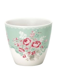 Betty Latte Cup - Greengate at it's best!