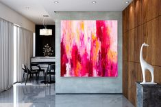 Large Painting on Canvas,Original Painting on Canvas,huge canvas painting,travel art decor,painting canvas art Large Painting, Texture Painting, Painting Canvas, Modern Wall Art, Large Wall Art, Oversized Wall Decor, Wall Canvas, Canvas Art, Affordable Home Decor