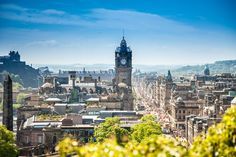 Ready to travel beyond the usual tourist destinations in Europe? Keep reading as we round up the best cities to visit in Europe you haven't thought of Visit Edinburgh, Edinburgh City, Edinburgh Scotland, Edinburgh Festival, Edinburgh Castle, Travel Around The World, Around The Worlds, Sites Touristiques, European Destination