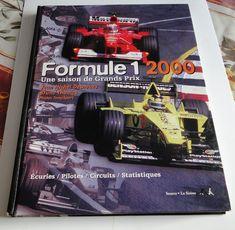 FORMULE 1 ANNEE 2000 Saison des Grands Prix - JM Desnoues Bruno Thomas Grand Prix, Bruno, Formula 1, Livres