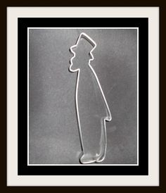 Uncle Sam cookie cutter  made in the usa by KitchenCrafts on Etsy, $5.95