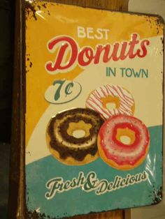 DONUTS 9,95 €
