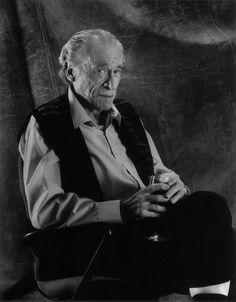 Charles Bukowski by Christian Coigny http://www.pinterest.com/isidorohloix/johannes-gutenberg/