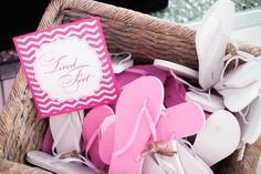 Modern Pink South Carolina Wedding - MODwedding