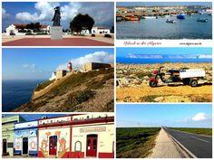 Eindrücke aus der Algarve: Rund um Sagres. Der südwestlichste Ort Europas!