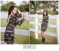 outdoor high school senior photo, austin, texas {dreamy elk photography and design}