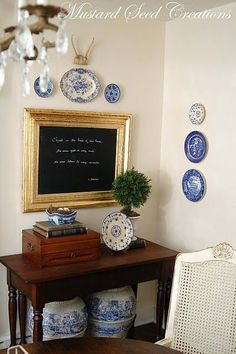 Tips for properly hanging plates